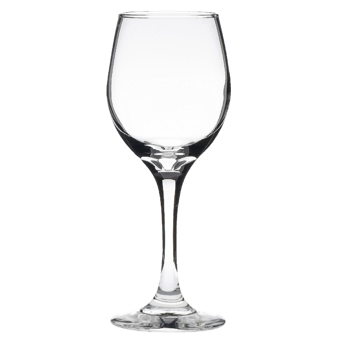 Libbey Perception Wine Glasses 240ml Pack of 12