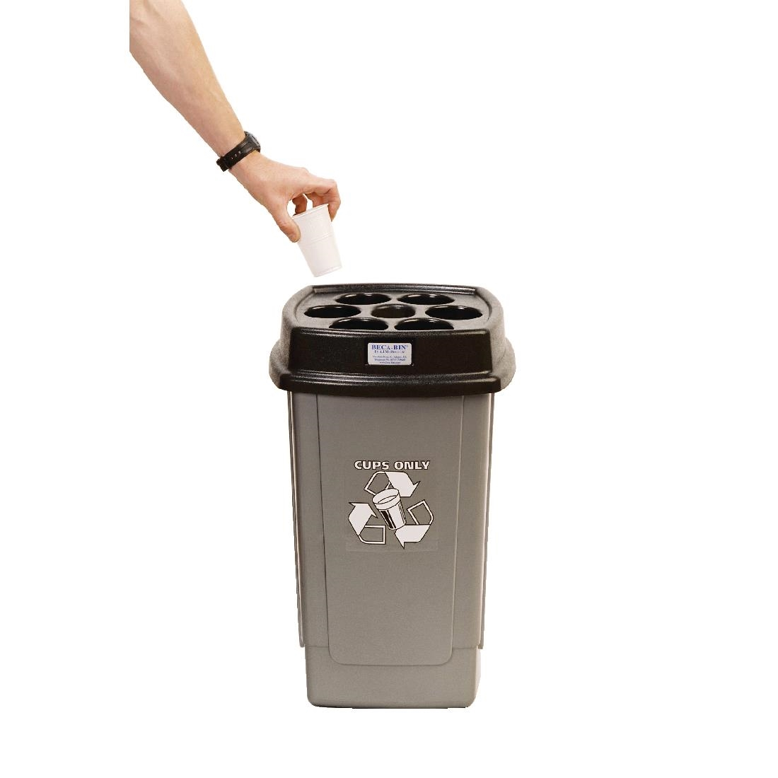 Image of Beca Disposable Cup Recycling Bin