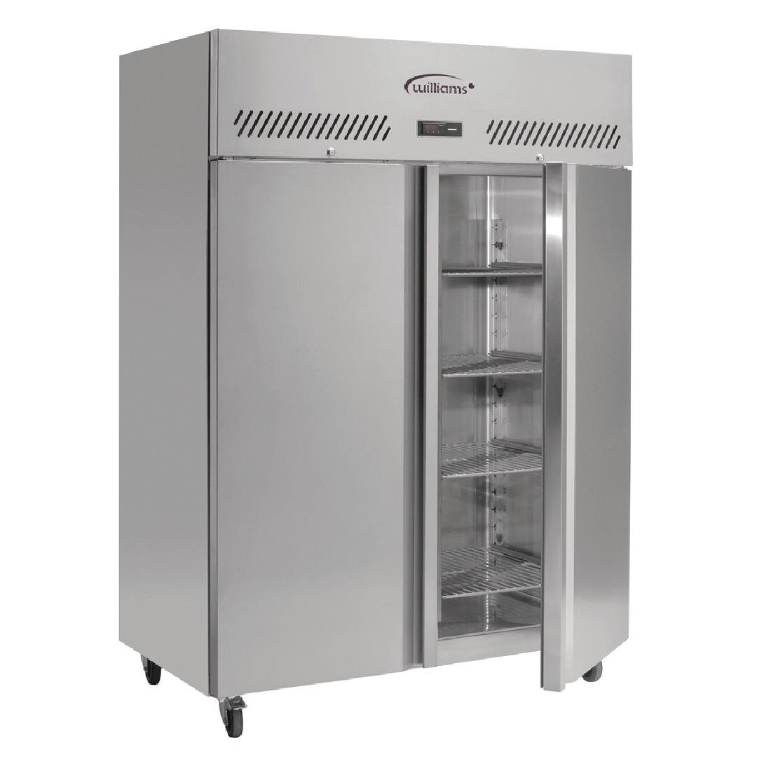 Superbe ... Williams Upright Cabinet Double Door Freezer 1273ltr