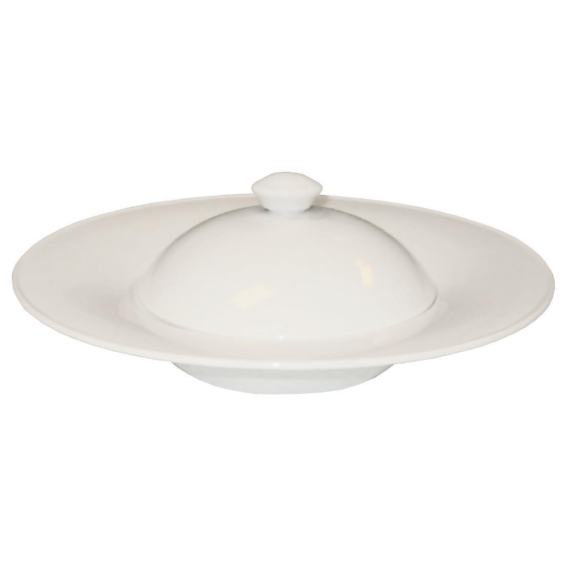 Click to view product details and reviews for Steelite Ozorio Aura Base Presentation Soup 300mm Pack Of 6.