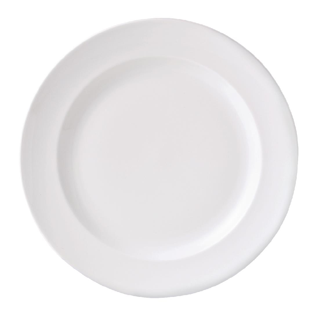 Click to view product details and reviews for Steelite Monaco White Vogue Plates 300mm Pack Of 12 Pack Of 12.