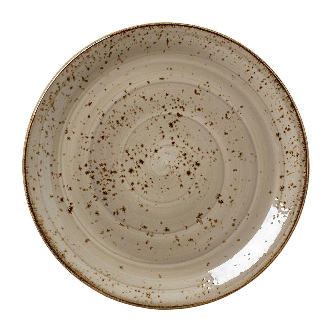 Click to view product details and reviews for Steelite Craft Porcini Coupe Plates 203mm Pack Of 24.
