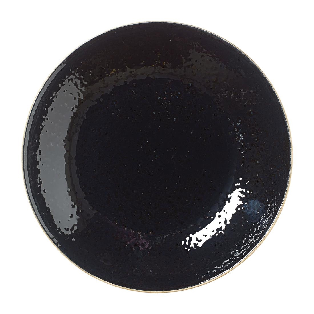 Steelite Craft Liquorice Coupe Bowls 255mm Pack of 12