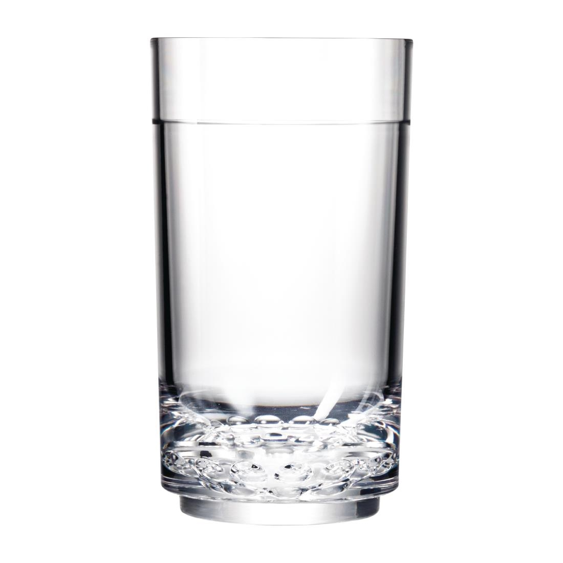 Image of Drinique Elite Tritan Hi Ball Tumblers Clear 400ml (Pack of 24) Pack of 24