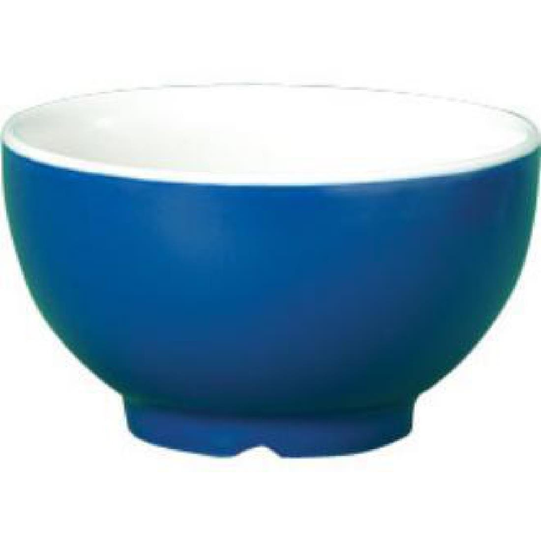 Click to view product details and reviews for Churchill Snack Attack Soup Bowls Blue 130mm Pack Of 6.