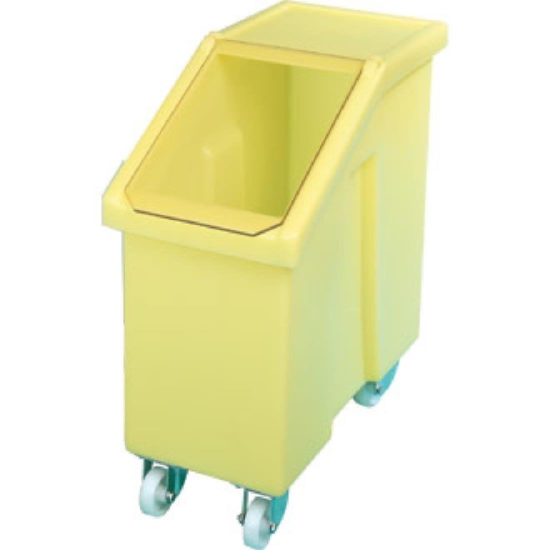 Image of Mobileingredient Bin 65Ltr Yellow
