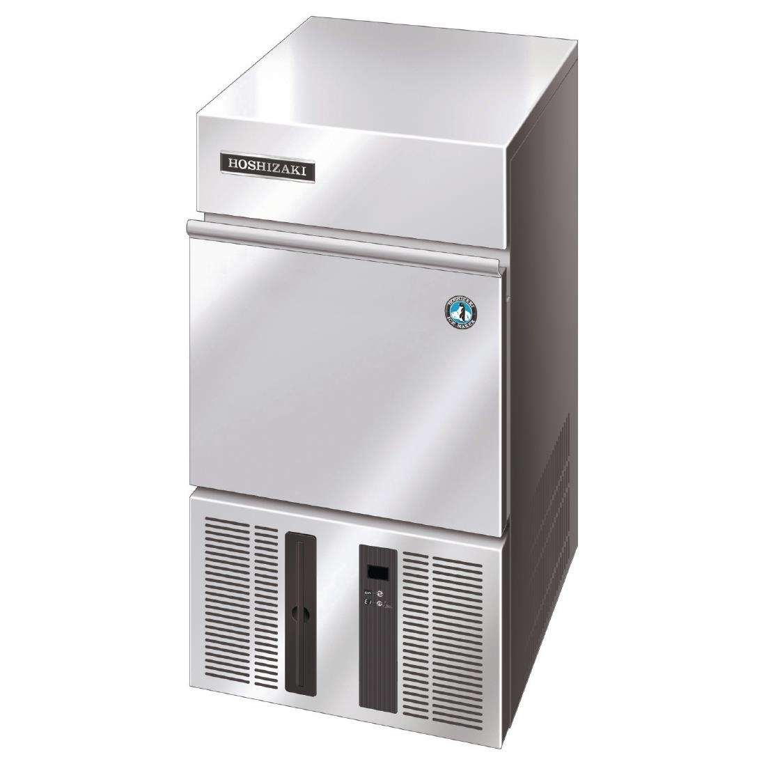 Image of Hoshizaki Air-Cooled Compact Ice Maker 22kg/24hr Output IM-21CNE