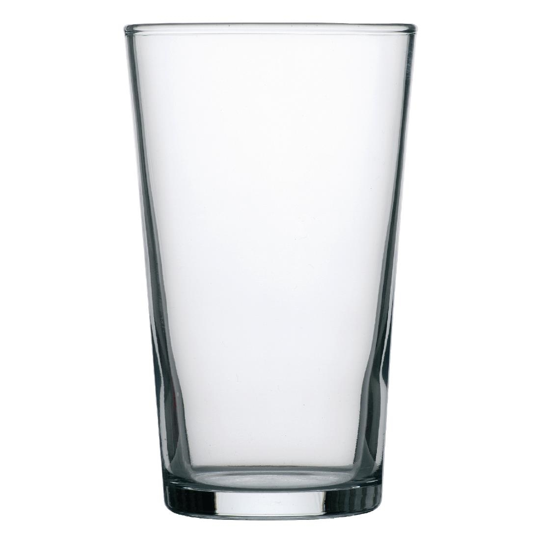 Image of Arcoroc Beer Glasses 285ml CE Marked (Pack of 48) Pack of 48