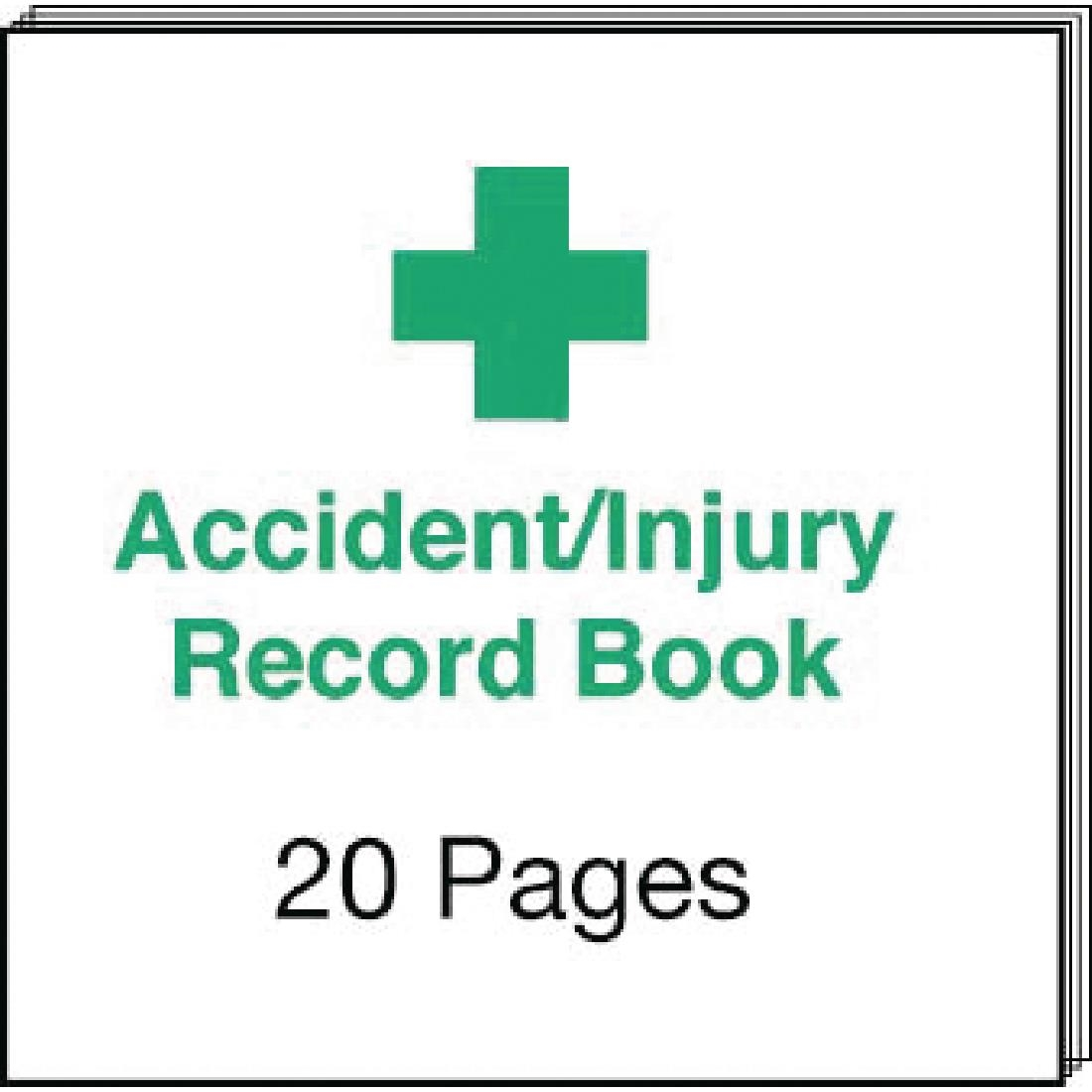 Image of Accident Record Book