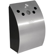 Bolero Wall Mounted Ashtray St/St 304