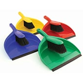 Dustpan And Brushes Colour Coded Dustpans And Brushes For