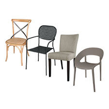 Cafe Restaurant Chairs Bistro Restaurant Commercial Seating Dining Chairs Nisbets