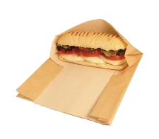 Compostable Panini Bag
