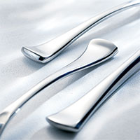 how to clean and shine stainless steel cutlery